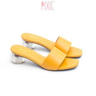 Guốc Cao Gót 3cm Quai Ngang Pixie X400