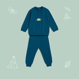Bộ quần áo nỉ da cá CHAANG (AW19) thumbnail