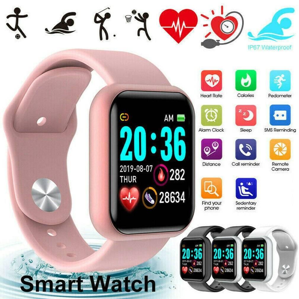 Đồng hồ Smart Watch thông minh Y68 cực hot