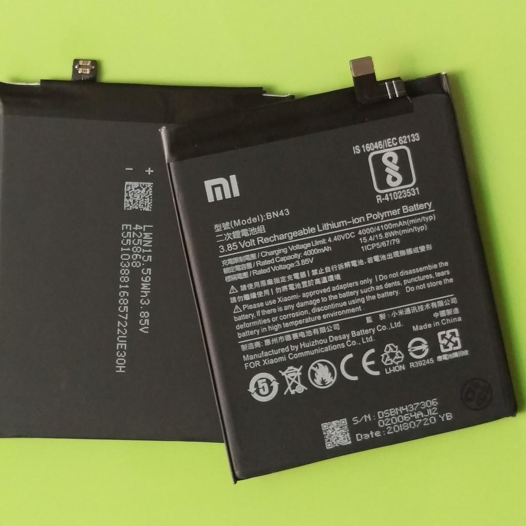 PIN ĐIỆN THOẠI ZIN XIAOMI REDMI NOTE 4X (BN43) PHIÊN BẢN 32GB - Bảo Hành Dài Lâu