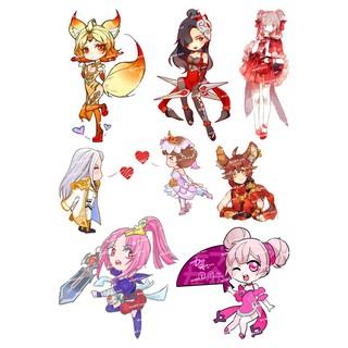 Mô Hình Nhân Vật Nữ Anime Dễ Thương