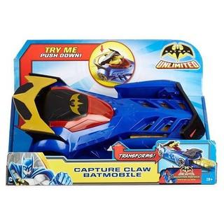 Xe đua Batman Unlimited Capture Claw Batmobile – ĐK 8110