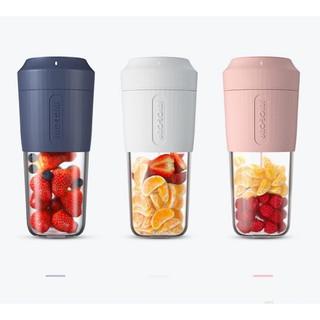 Máy xay sinh tố mini cầm tay Juice Cup Chính hãng JC01 mẫu mới 2020 – Máy say sinh tố 1 lần sạc xay 9 cốc