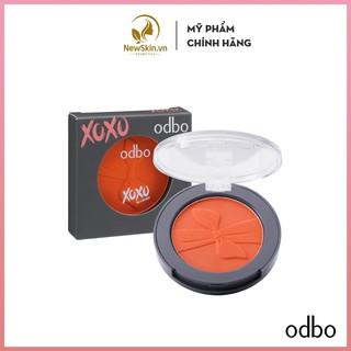 Phấn má hồng Odbo XOXO Blusher OD1-100 thumbnail