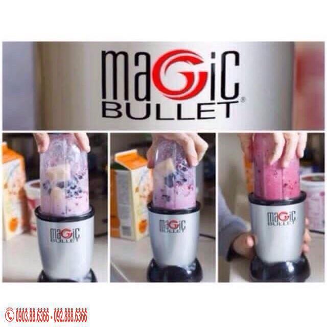 Bộ máy xay Magic Bullet (21 chi tiết)