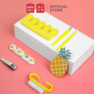 Miniso Bộ làm móng Fruit Series (Pineapple) thumbnail