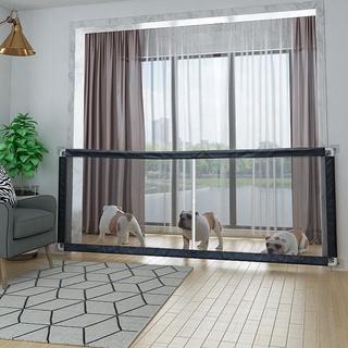 Vòng bezel cho chó gia đình, cửa ngăn phòng ngủ cho vật nuôi, hàng rào trẻ em, vật tạo tác cho chó cách ly, khung cửa có thumbnail