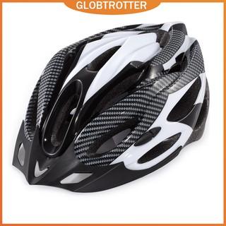 Mũ bảo hiểm đi xe đạp leo núi xe đạp đường trường thể thao điều chỉnh được bảo vệ an toàn dành cho nam và nữ thumbnail