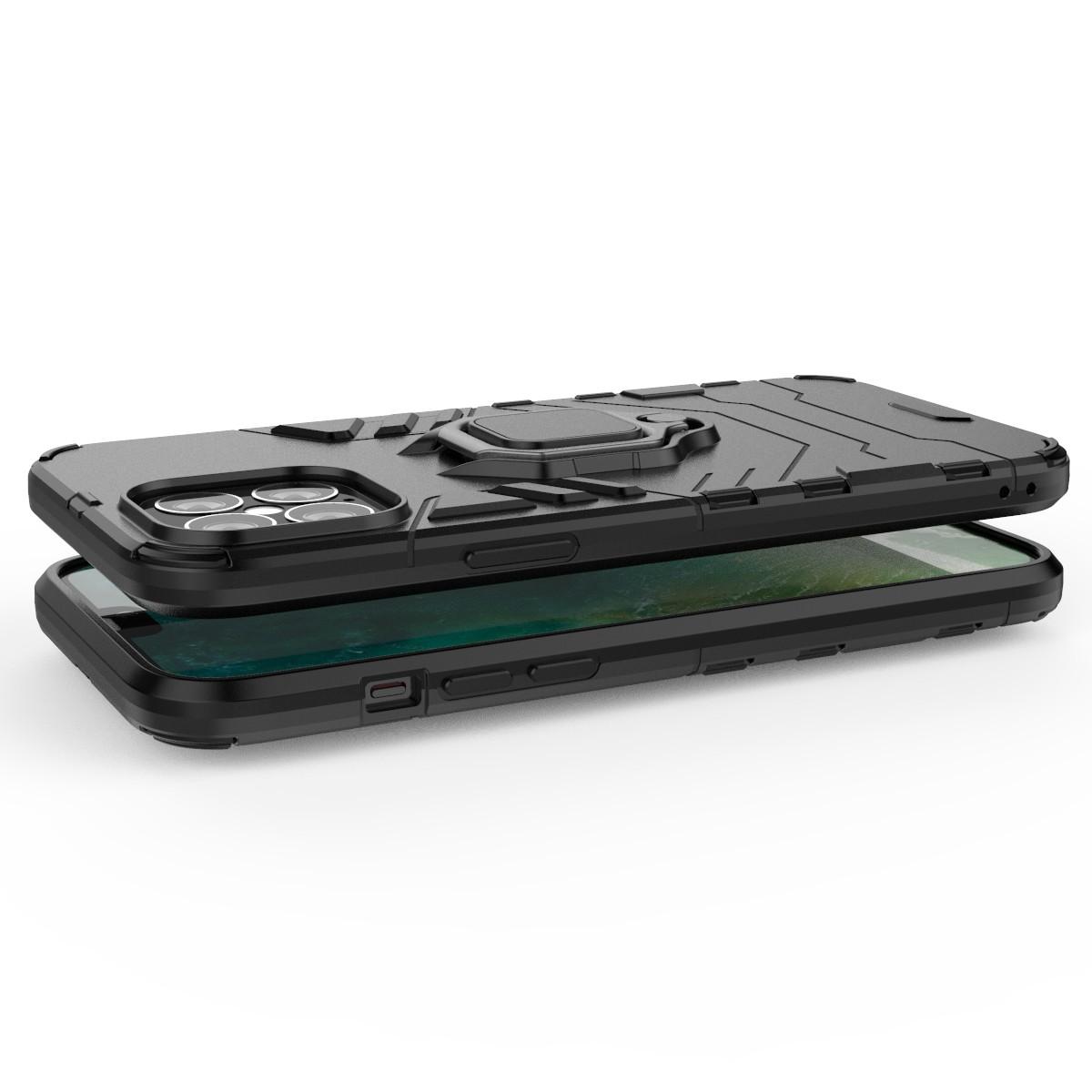 ốp điện thoại Chống Sốc Có Nhẫn Đỡ Cao Cấp Cho Iphone 12 Mini / Iphone 12 / Iphone 12 Pro / Iphone 12 Pro Max