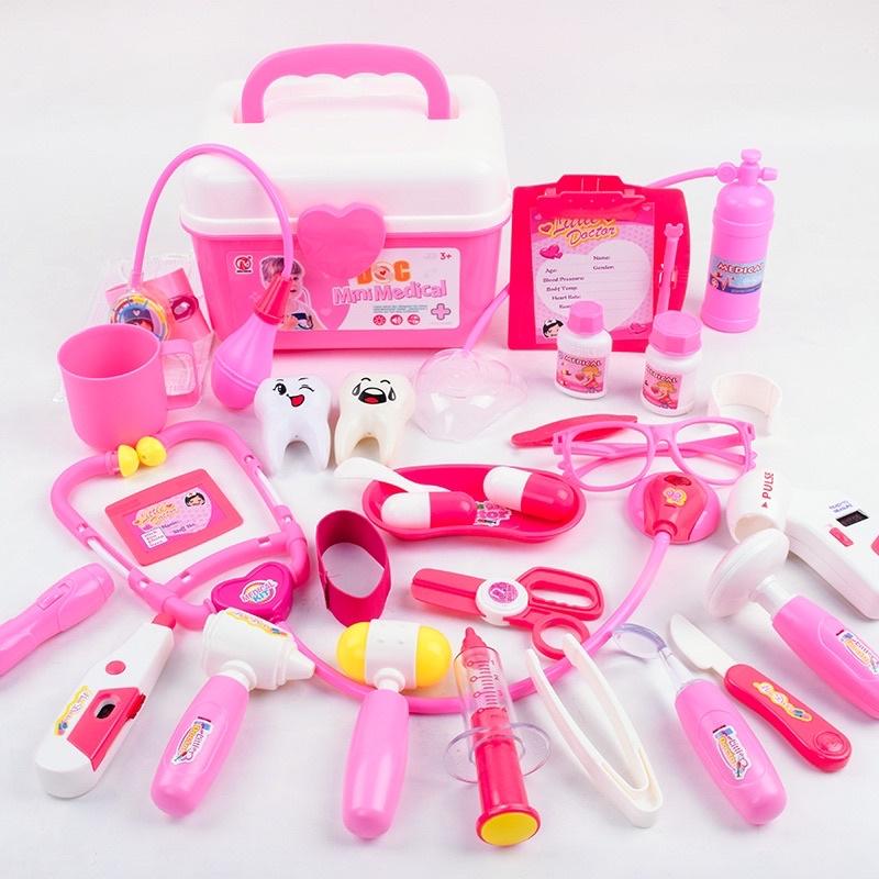 Bộ đồ chơi bác sĩ 30 chi tiết ( hàng chuẩn)