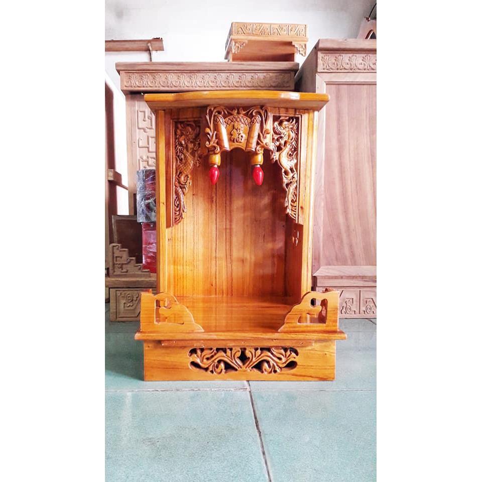 Bàn thờ thần tài ông địa 42x60CM