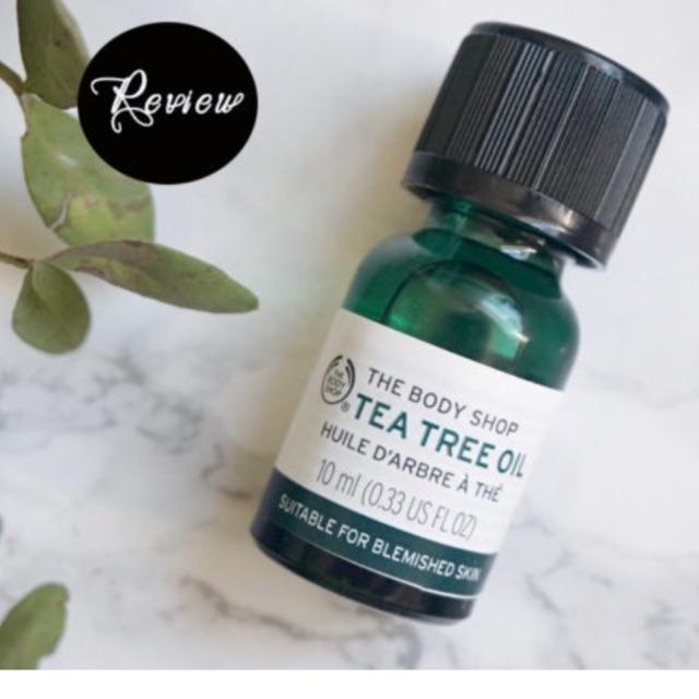 Tea tree oil 10ml và 20ml