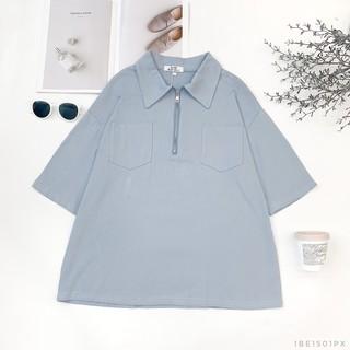 Áo phông polo cổ khoá Friday thumbnail
