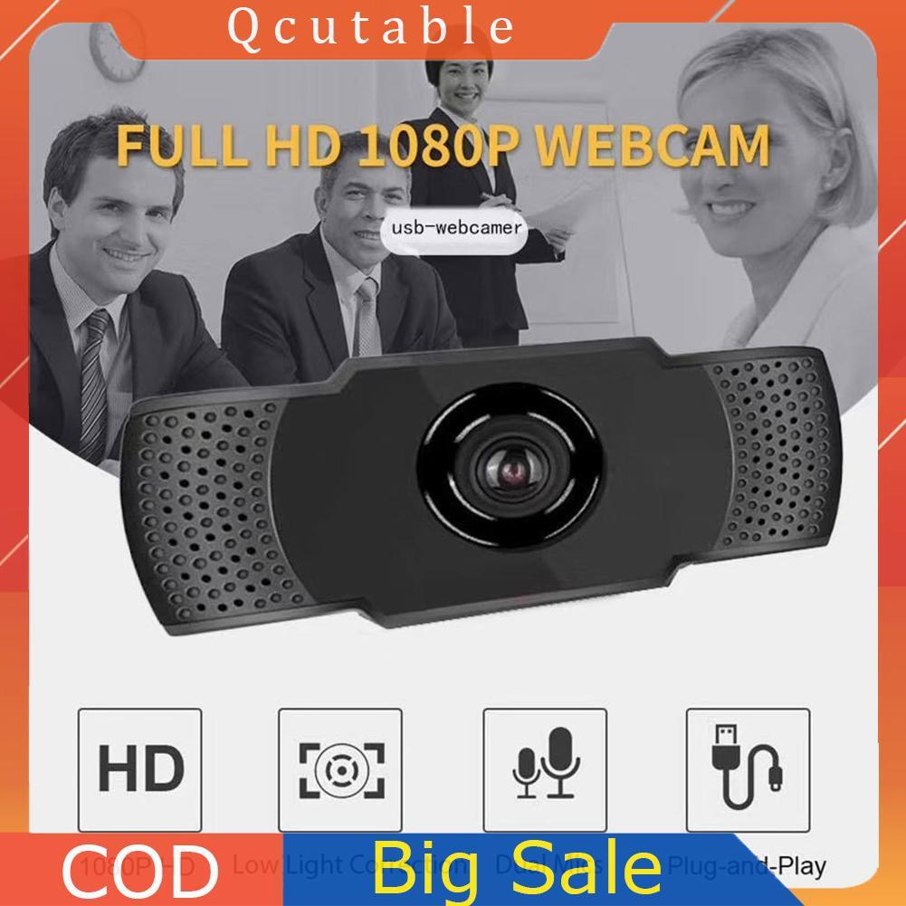 Webcam 2mp 1080p Hd Có Thể Điều Chỉnh Dành Cho Máy Tính