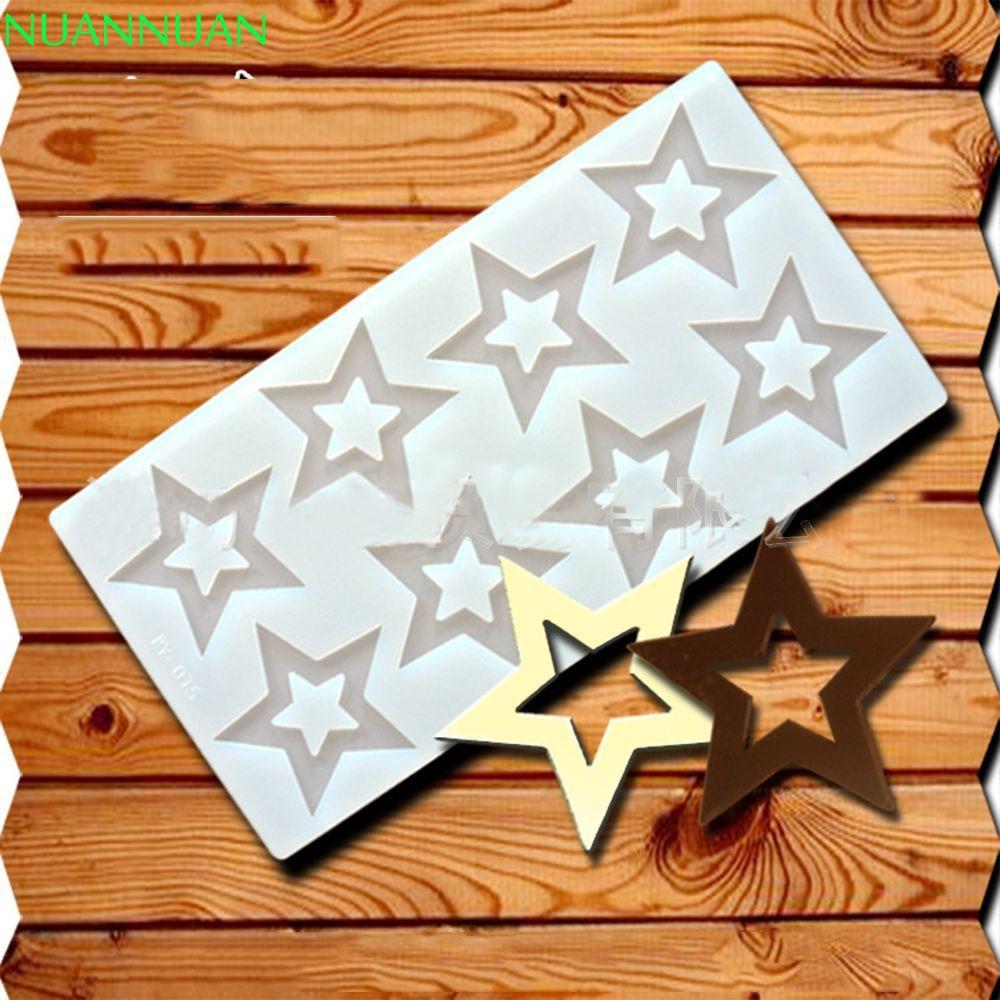 Khuôn silicon ngôi sao làm bánh cookie - 15265518 , 1146917978 , 322_1146917978 , 25200 , Khuon-silicon-ngoi-sao-lam-banh-cookie-322_1146917978 , shopee.vn , Khuôn silicon ngôi sao làm bánh cookie