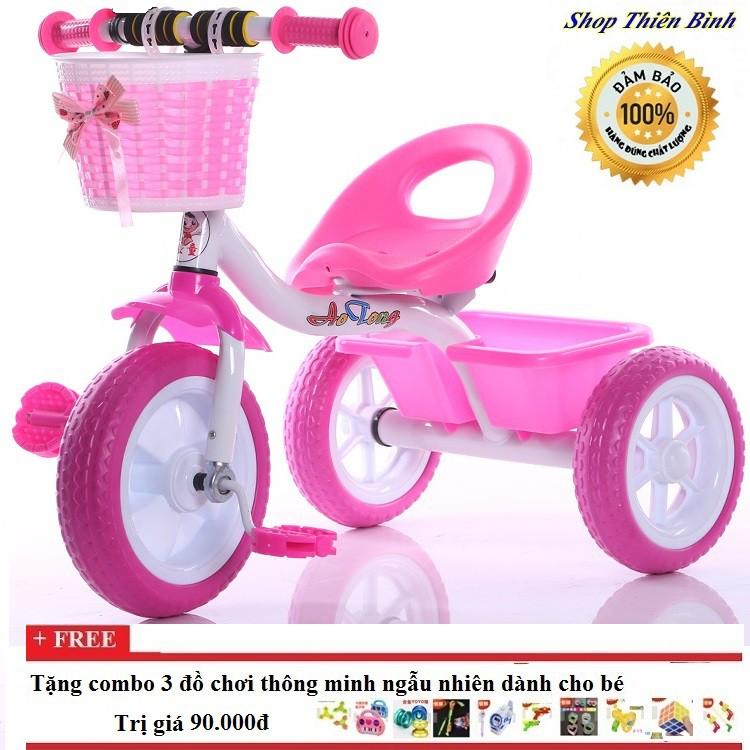 Xe đạp ba bánh | xe đạp ba bánh cho bé | xe đạp Bình Hương County Kaiji
