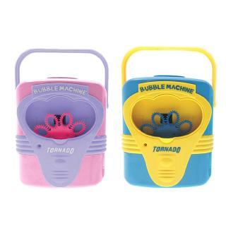 Automatic Electric Handy Bubble Machine Toy Soap Blow Bubbles Blower Maker