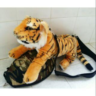 Túi Con Hổ đeo chéo
