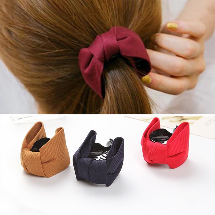 Kẹp tóc càng cua hình nơ Hàn Quốc 2377 - 2636890 , 738643859 , 322_738643859 , 15000 , Kep-toc-cang-cua-hinh-no-Han-Quoc-2377-322_738643859 , shopee.vn , Kẹp tóc càng cua hình nơ Hàn Quốc 2377
