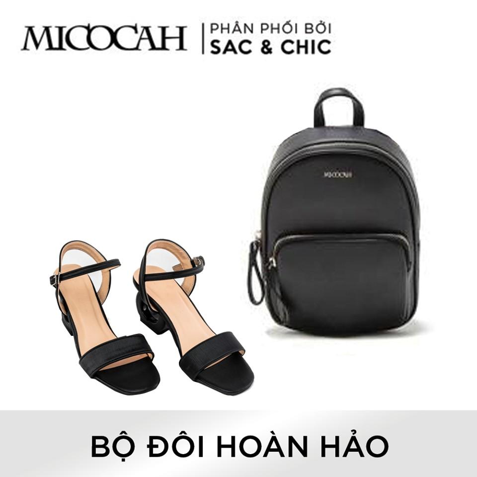 Bộ Đôi CB-6 Giày Cao Gót Và Balo Micocah