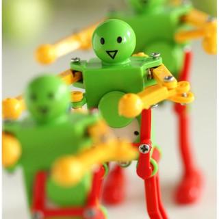 Đồ Chơi Robot Nhảy Múa Lên Dây Cót Cho Bé