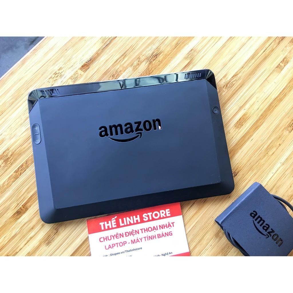 (Tặng bao da) Máy tính bảng Mỹ Amazon Kindle Fire HDX 7 WIFI 16G - Android 7.1/FullHD 1920p/ram2G ch - 3462220 , 1073783617 , 322_1073783617 , 1088000 , Tang-bao-da-May-tinh-bang-My-Amazon-Kindle-Fire-HDX-7-WIFI-16G-Android-7.1-FullHD-1920p-ram2G-ch-322_1073783617 , shopee.vn , (Tặng bao da) Máy tính bảng Mỹ Amazon Kindle Fire HDX 7 WIFI 16G - Android