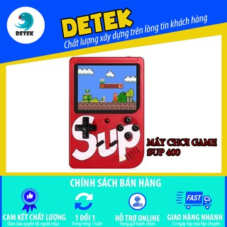Máy chơi game Sup 400 (300 - 400 GAME) GIAO MÀU NGẪU NHIÊN thumbnail
