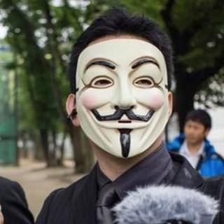 Mặt nạ hacker siêu đẹp