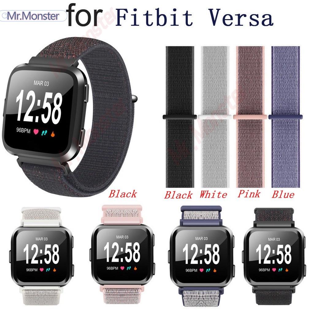 Dây đeo thay thế bằng nylon dành cho đồng hồ thông minh Fitbit versa Lite - 21787698 , 2523592748 , 322_2523592748 , 190186 , Day-deo-thay-the-bang-nylon-danh-cho-dong-ho-thong-minh-Fitbit-versa-Lite-322_2523592748 , shopee.vn , Dây đeo thay thế bằng nylon dành cho đồng hồ thông minh Fitbit versa Lite