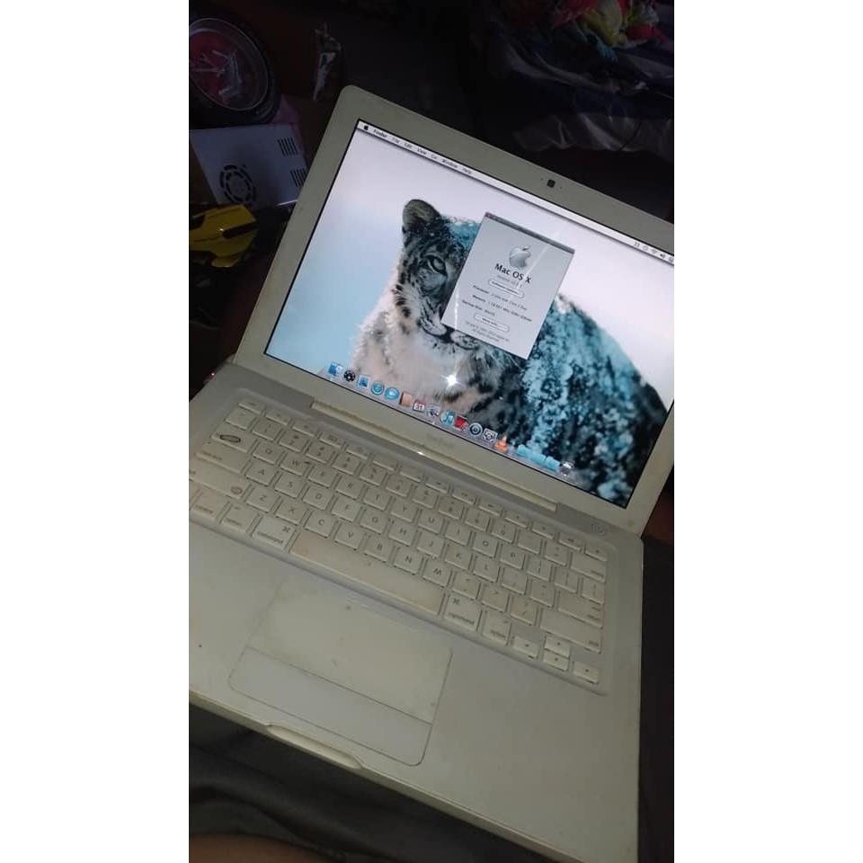 Macbook white, pin hư Giá chỉ 1.500.000₫