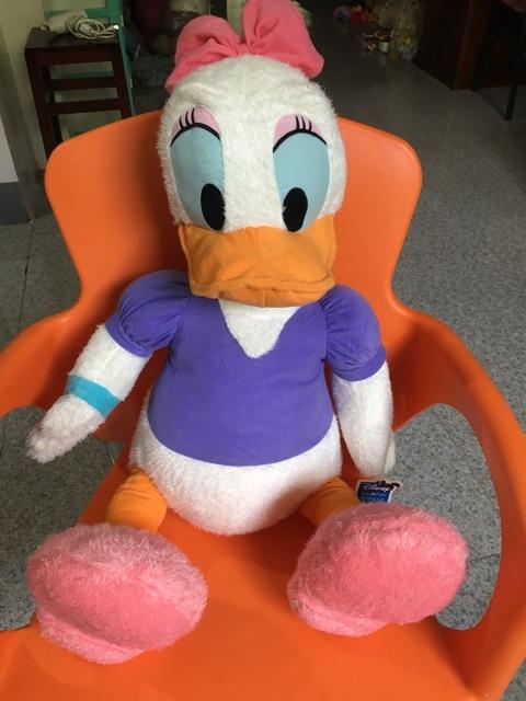 Vịt Daisy áo tím Disney Sega Amuse Nhật