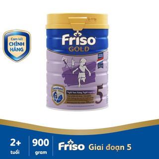 Sữa Friso gold 5 900g thumbnail