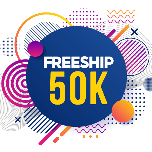 Free ship 50K