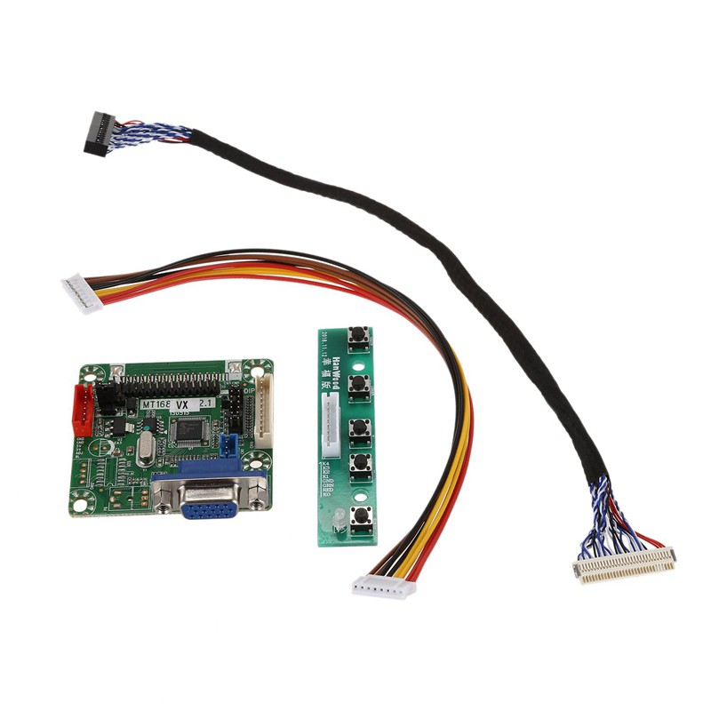 LCD Controller Board DIY Kit MT6820-B Driver LVDS LCD Screen to LCD Monitor