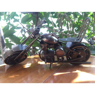 Mô hình xe Harley Davidson Iron