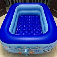 Bể bơi 1m2 ( 115 * 85 *35 cm)