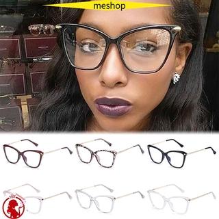 🍒ME🍒 Fashion Blue Light Blocking Glasses Non-Prescription Eyeglasses Computer Glasses Women & Men Reading Gaming Glasses Anti Eye Eyestrain Square Frame Blue Light Blocking