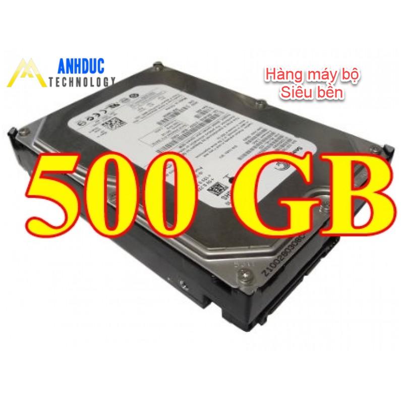 Ổ cứng HDD 500G Máy bộ Chất lượng Cao SamSung Seagate Western - 23015560 , 1037960817 , 322_1037960817 , 500000 , O-cung-HDD-500G-May-bo-Chat-luong-Cao-SamSung-Seagate-Western-322_1037960817 , shopee.vn , Ổ cứng HDD 500G Máy bộ Chất lượng Cao SamSung Seagate Western