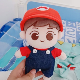 Bộ Mario cho doll 20cm