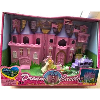 Đồ chơi lâu đài mơ ước cho bé gái