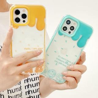 Round face cat series pattern for iPhone 7plus 8Plus SE2 11 11PRO 11PROMAX 12MINI 12 12PRO 12PROMAX 13 X XR XS XSMAX tpu soft case