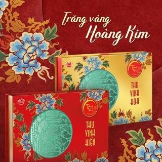 BÁNH TRUNG THU – TRĂNG VÀNG HOÀNG KIM 2019
