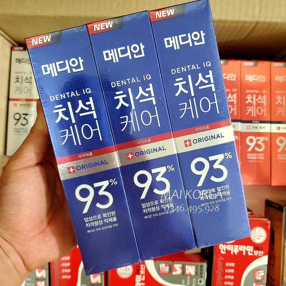 Kem đánh răng Median Dental IQ Hàn Quốc