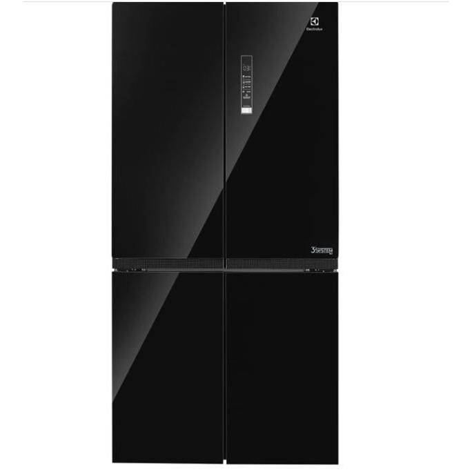 [Mã ELTECHZONE giảm 5% đơn 500K] Tủ lạnh 4 cánh Electrolux inverter 695 lít EQE6909