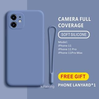 Ốp Lưng Tpu Bảo Vệ Ống Kính Cho Iphone 11 / Pro / Pro Max