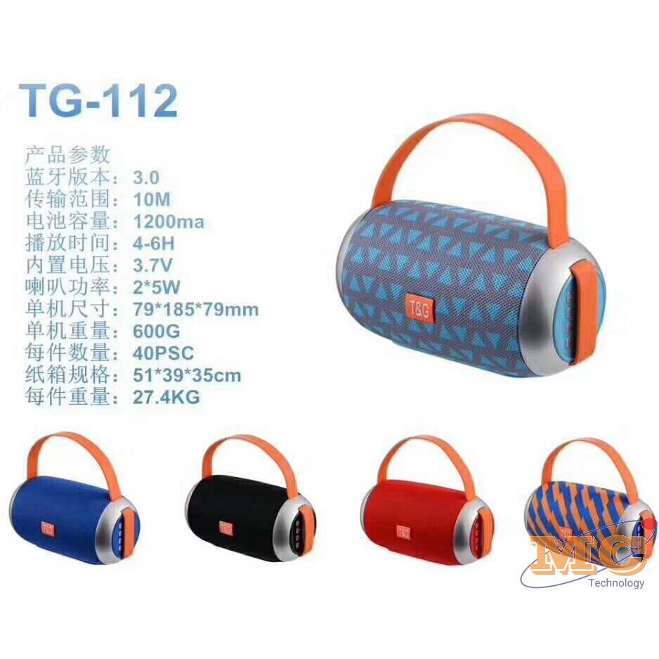 Loa Bluetooth T&G ( Giao Màu Ngẫu Nhiên)