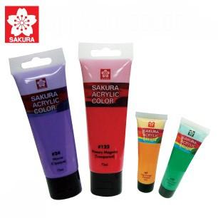 (P3)Màu Acrylic SAKURA - SAKURA Acrylic 20ml