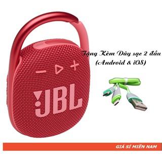 [Mã ELFLASH5 giảm 20K đơn 50K] Loa Bluetooth Clip4 - Có Móc Treo Tiện Dụng
