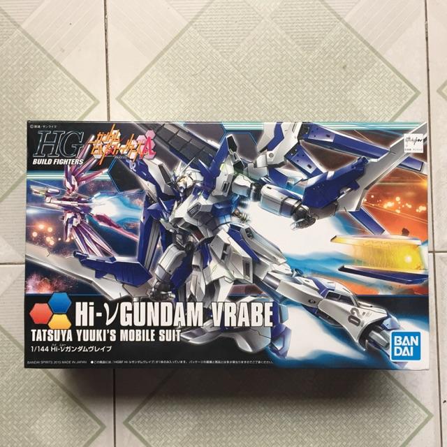 Mô Hình HGBF 029 Hi-V Gundam Vrabe