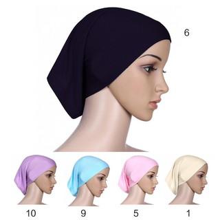 LSF-Long Chiffon Women Turban Scarf Muslim Hijab Shawl Wrap